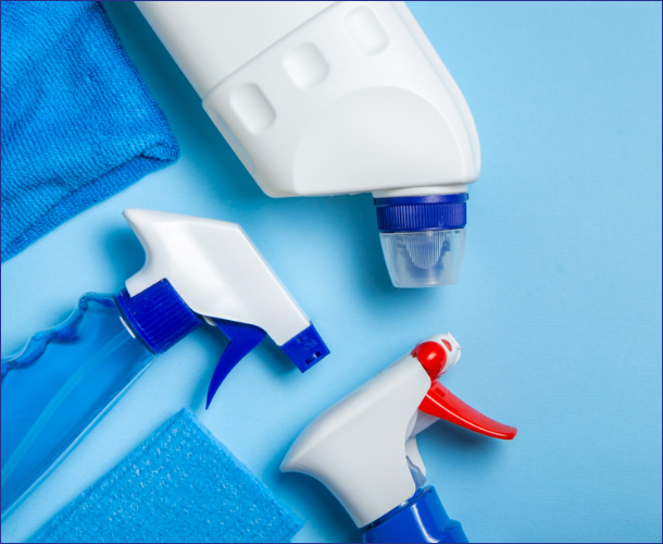 About American Quality Cleaning | Waterford Commercial Cleaning Company - cleaning-supplies